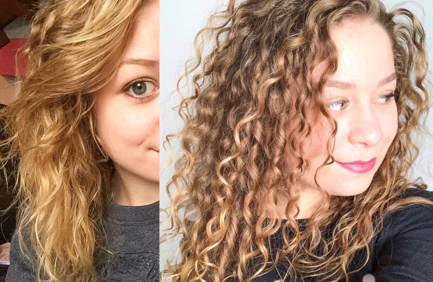 Cheveux Boucles 10 Transformations Avant Apres Au Naturel