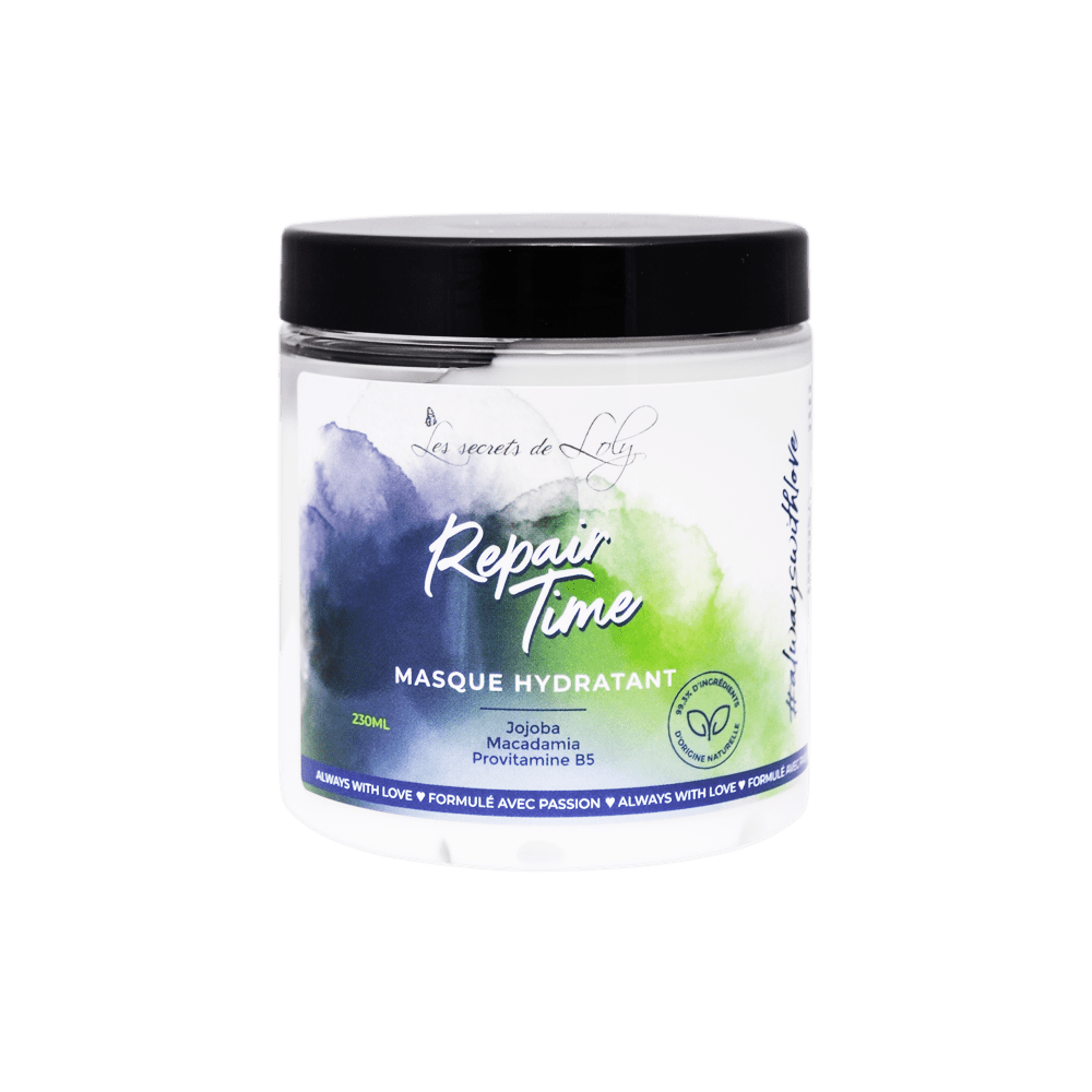Repair time masque Les Secrets de Loly - La Belle Boucle