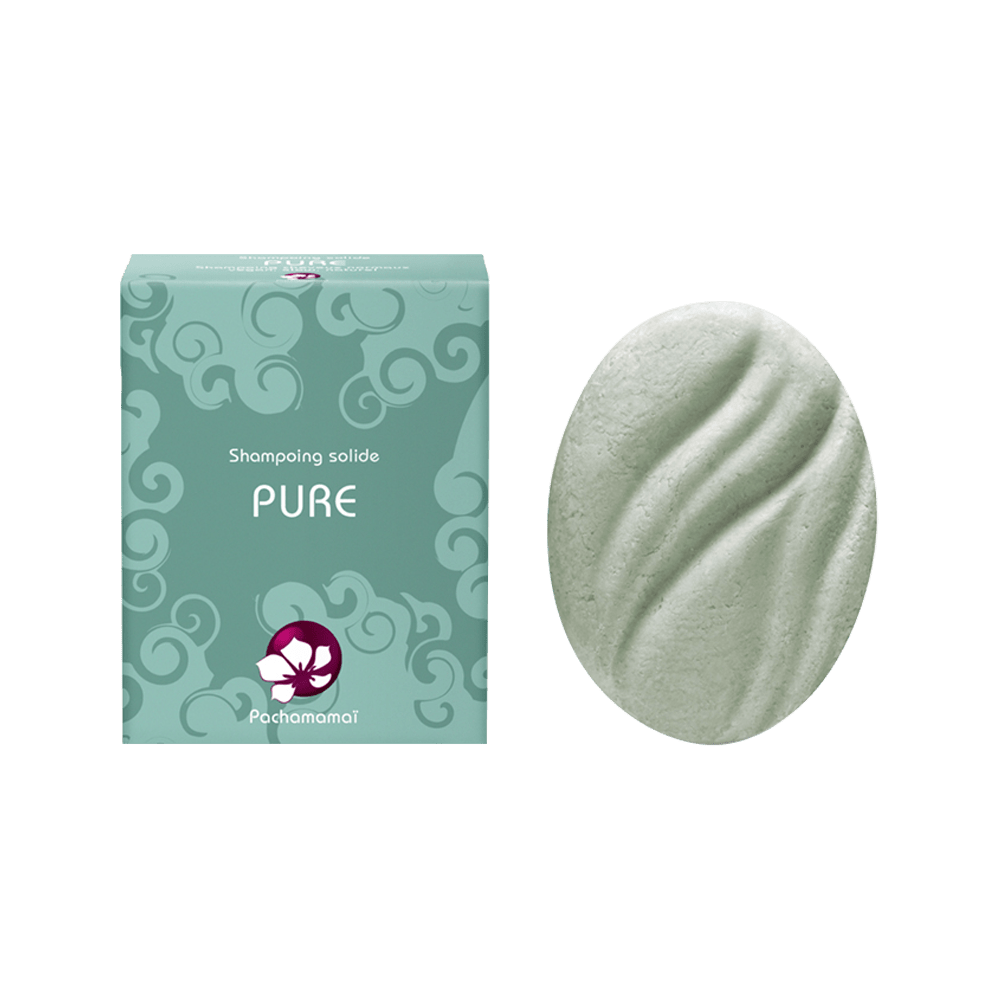 Shampoing solide pure pachamamai.La Belle Boucle png